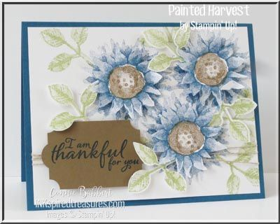 Inkspired Treasures » Blog Archive » CCMC473 Stampin' Up! Painted Harvest handmade card