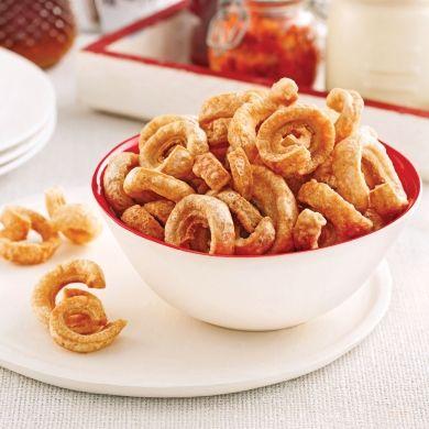 Oreilles de crisse - Recettes - Cuisine et nutrition - Pratico Pratique