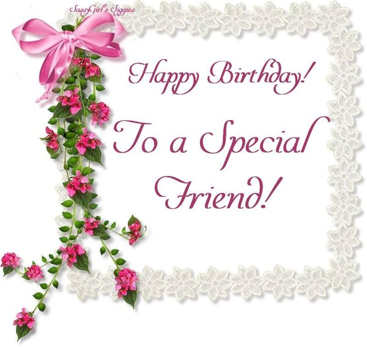 15 best birthday friend images – Happy Birthday Cards for a Special Friend