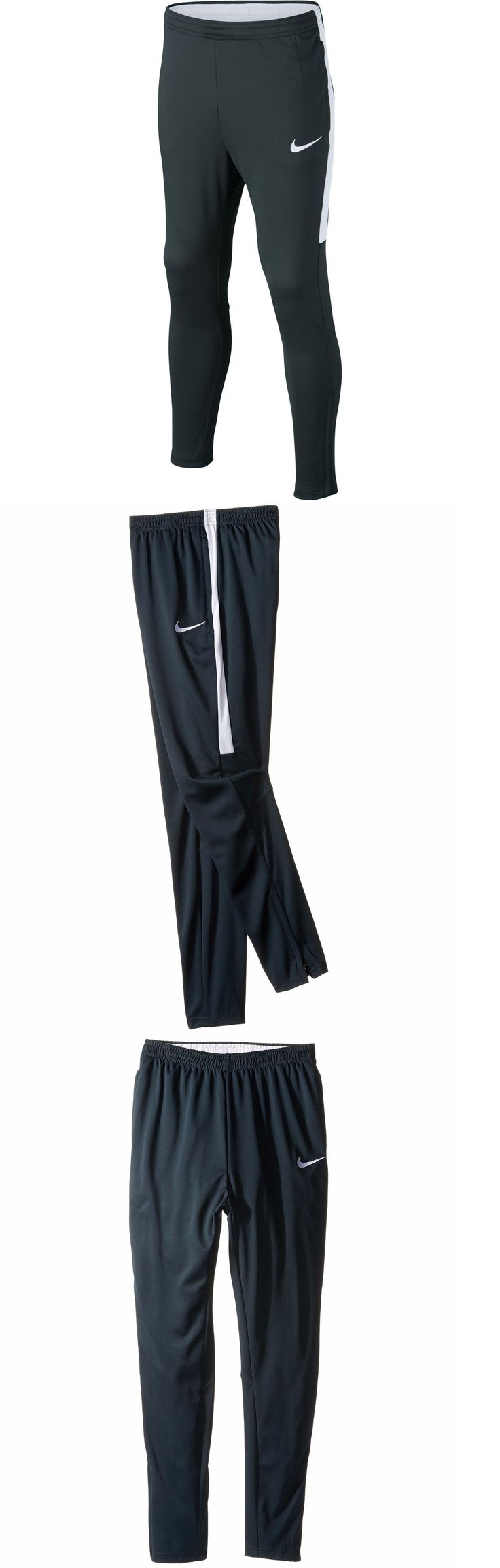 Youth 159099: Youth Big Kids Nike Dry Academy Soccer Pants 839365 364 Size L Seaweed White -> BUY IT NOW ONLY: $36 on eBay!