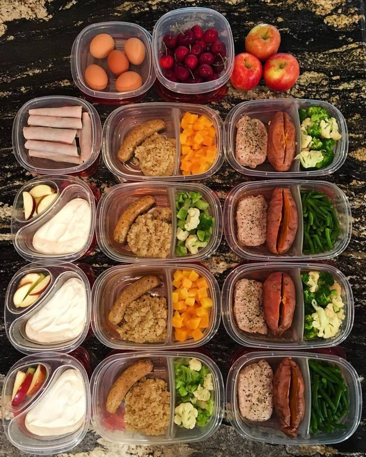 Meal Prep for Master's Chisel and Hammer | The Beachbody Blog