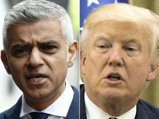 Sadiq Khan dice Cancelar Visita de estado de Trump | The Daily Caller
