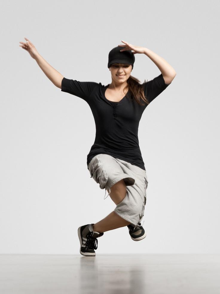 how to start dancing hip hop