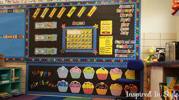 Classroom Design Patterns ~ Classroom outfitted in ctp s poppin patterns inspired