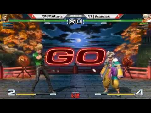 Fight For Echo Six The King of Fighters XIV Top 4