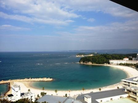 2012/11/01 白良浜, 南紀白浜, 和歌山県 / Shirarahama Beach, Nanki Shirahama, Wakayama, Japan