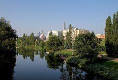 Канал реки Цны. Тамбов