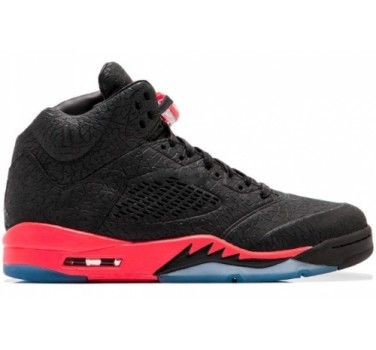 Air Jordan Retro 5 V 3Lab5 Black Infrared 23 599581 010