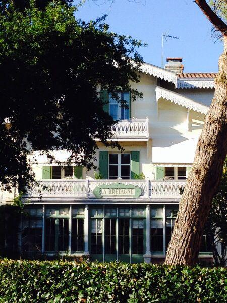 Arcachon, Ville d'Hiver : villa La Bretagne