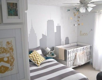 Pinterest the world s catalog of ideas for Bedroom ideas shared with baby