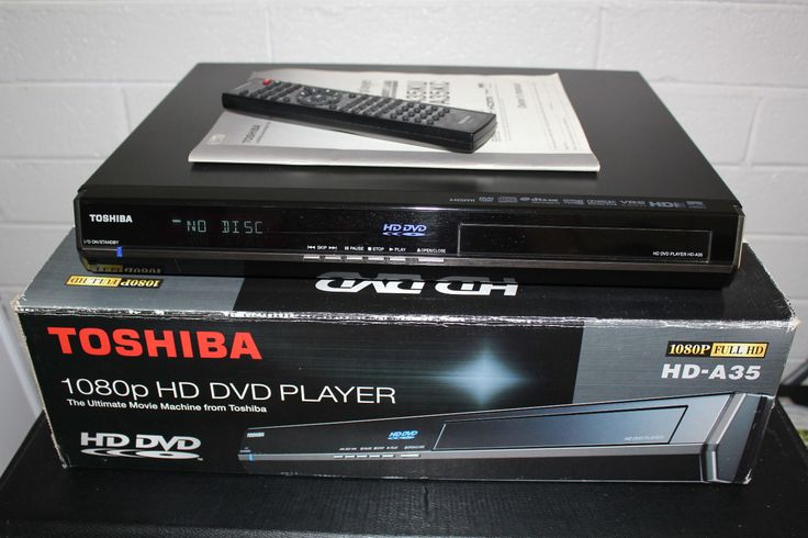 Toshiba hd a35 hd dvd player common shopping pinterest publicscrutiny Image collections