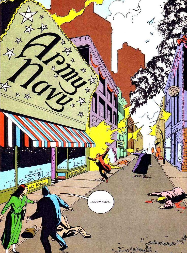 DC  COMICS   DOOM PATROL    No. 53  MARCH 1992