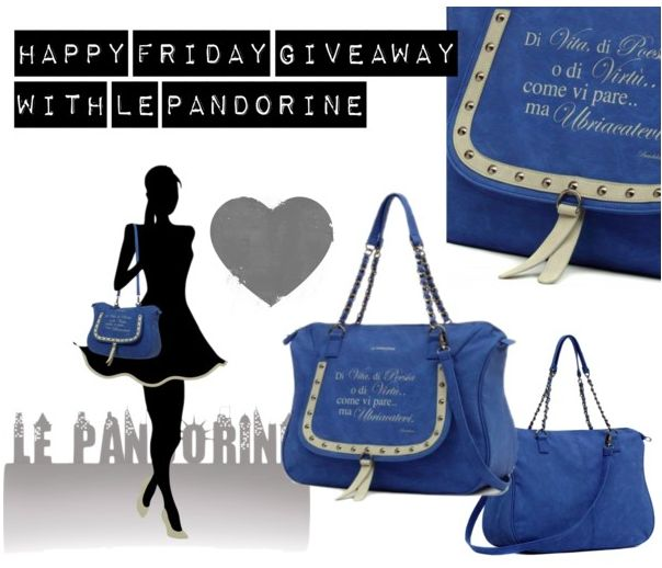 Happy Friday giveaway