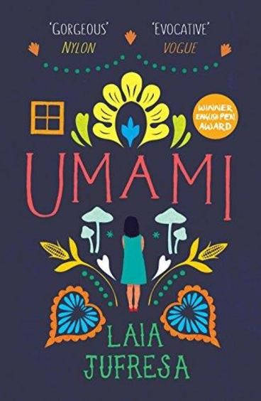 Umami by Laia Jufresa. It started with a drowning. Deep in the heart of Mexico City, where five houses cluster around a sundrenched courtyard, lives Ana, a precocious twelve-year-old still coming to terms with the mysterious death of her little sister years earlier. Over the rainy, smoggy summer she decides to plant a vegetable garden in the courtyard, and as she digs the ground and plants her seeds, her neighbors in turn delve into their past.