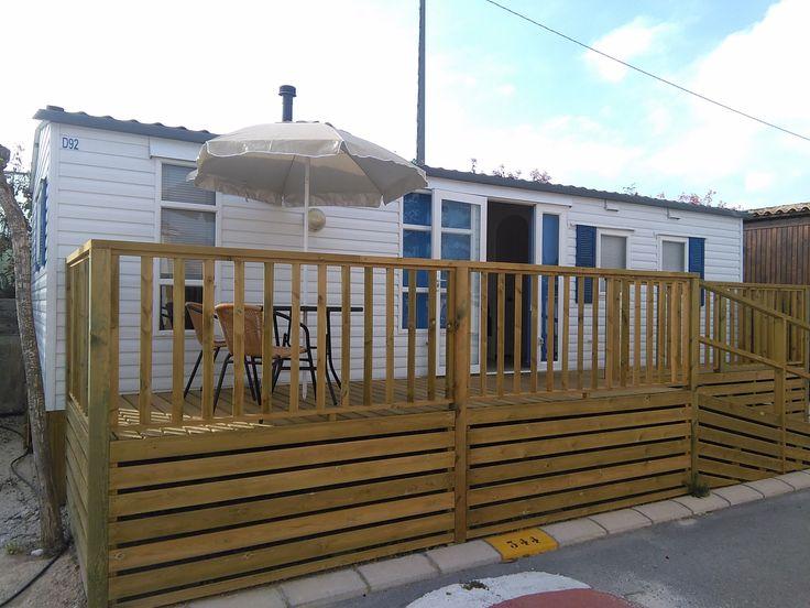 Original  Mobile Home To Rent In Spain Benidorm  Gallery  Caravans In The Sun