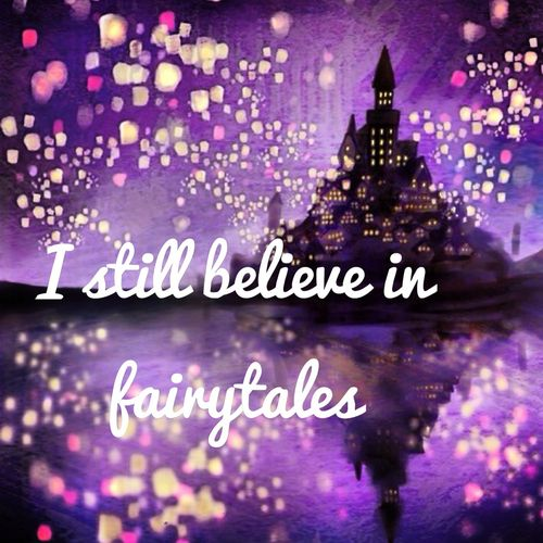 FairyTales---Purple Sparkling FairyTales