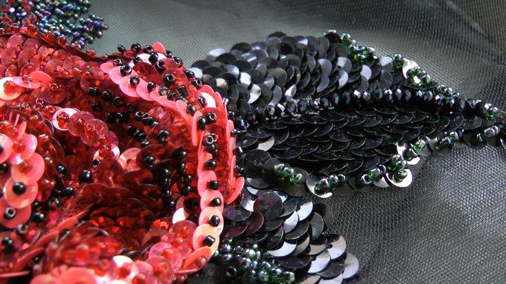 РОЗА В СТИЛЕ Dolce & Gabbana  The ROSE a la Dolce & Gabbana