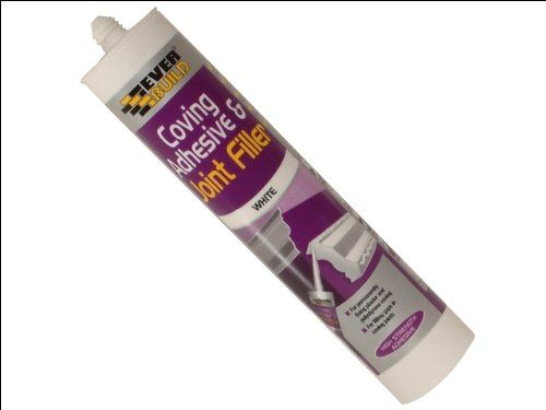 Everbuild Coving Adhesive & Joint Filler 310ml EVBCOVE £1.18 - Macsalvors?