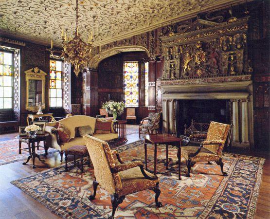 Lord Nottingham's den.  (Lyme Park)