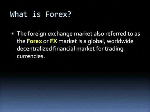 Forex Introduction Online Currency Trading Fx Learn To Trade Free Currencytrading