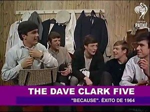 British Pathe film, The Dave Clark Five