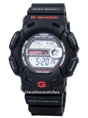 Casio G-Shock Gulfman G-9100-1DR G9100-1DR G-9100 G-9100-1 G9100 Men's Watch
