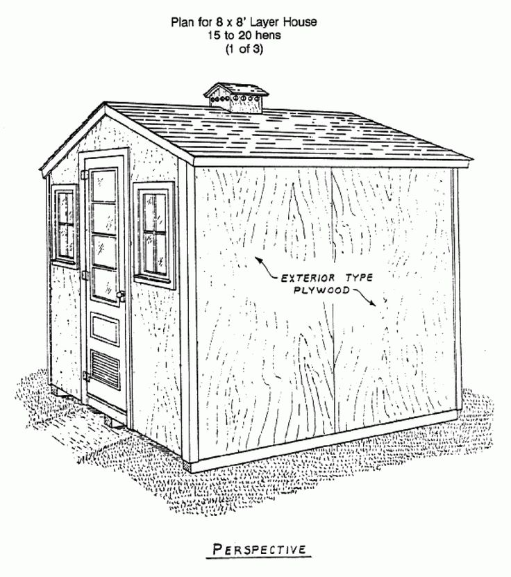 34 Free Chicken Coop Plans Ideas That You Can Build On