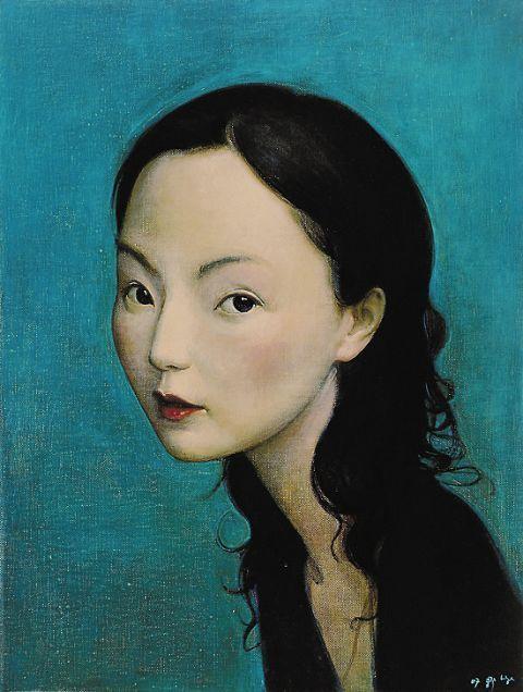 Chinese painting Liu Ye (刘野)...