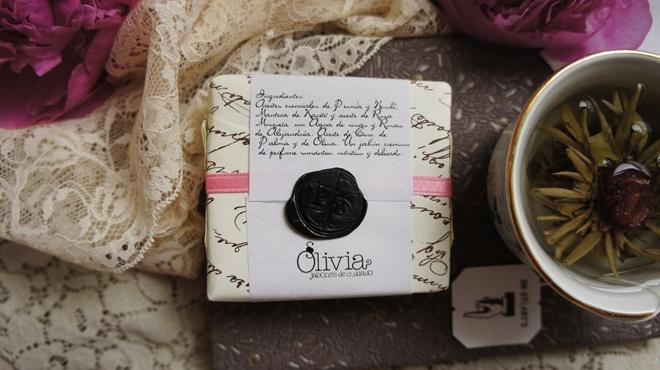 Olivia - Natural Soap Designer