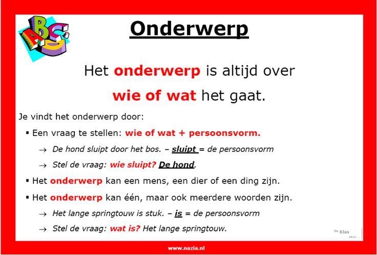 Nazia.nl De Klas enzo