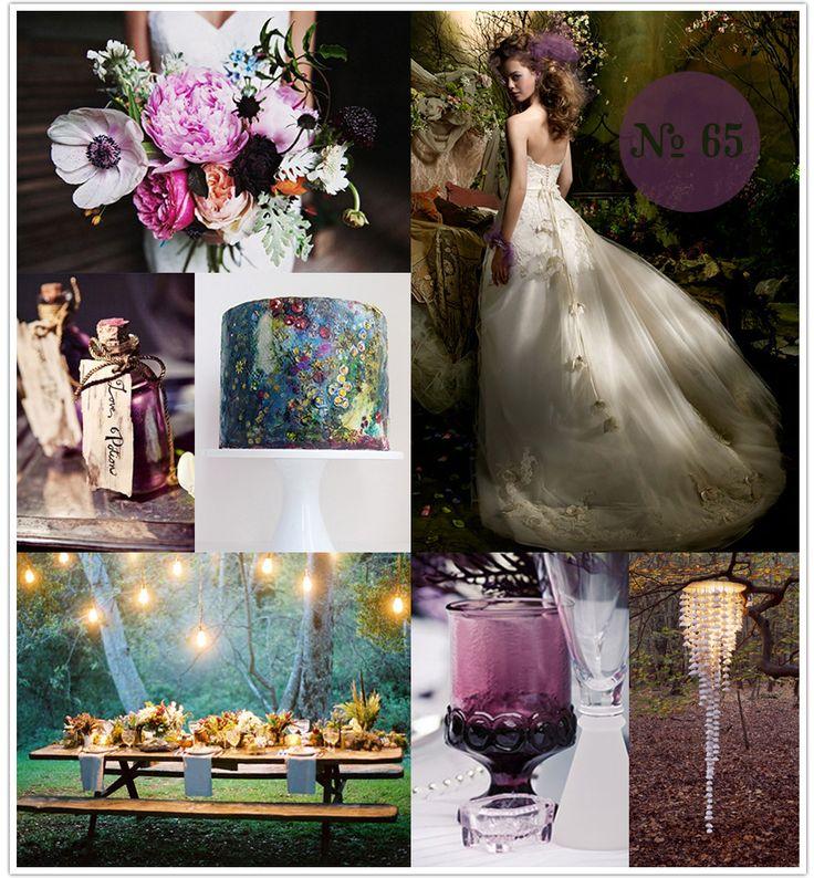 Wall Colour Inspiration: Mood Board #65: A Midsummer Night's Dream