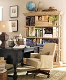 ,Desks Chairs, Offices Spaces, Room Decor Ideas, Offices Ideas, Painting Colors, House, Design Studios, Pottery Barns, Home Offices