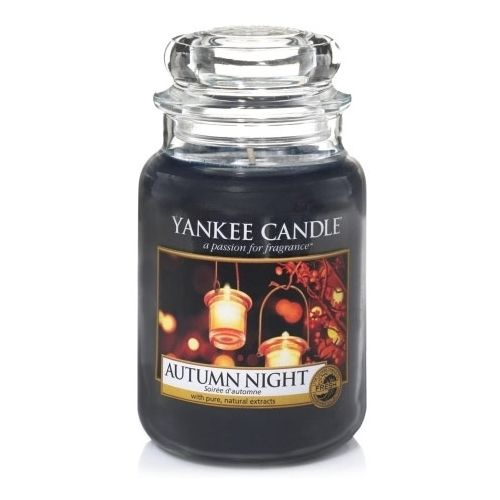 Yankee Candle Świeca Autumn Night (Duża)