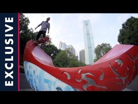 Sheckler Sessions - Plan B China Trip Part 2 - Episode 13