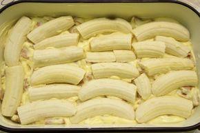 Výborný a rýchly nepečený dezert. Pripravíte si ho za 15 minút. Už len počkať kým stuhne a môžete si pochutnať na famóznom banánovom dezerte.
