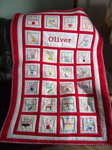 29 Best Images About Quilting Alphabet Letters On