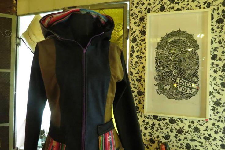 chaqueta de Küi