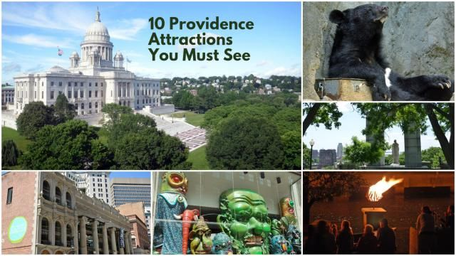 What are the must-see attractions in Providence? New England expert Kim Knox Beckius picks the top 10 best things to do in Rhode Island's capital city.