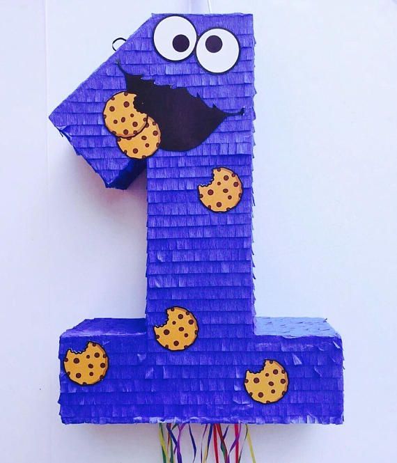 25+ Best Ideas About Monster Pinata On Pinterest