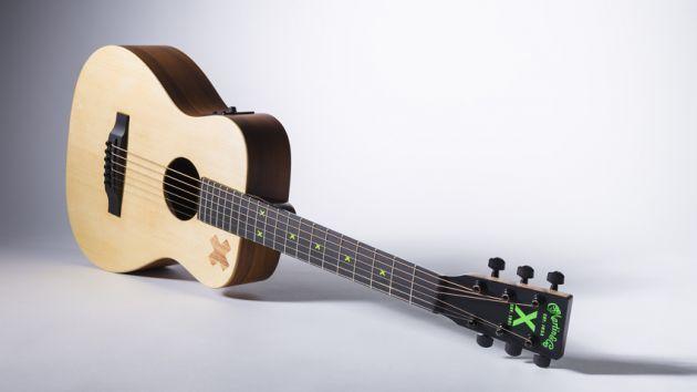 ed-sheeren-x-signature guitare martin