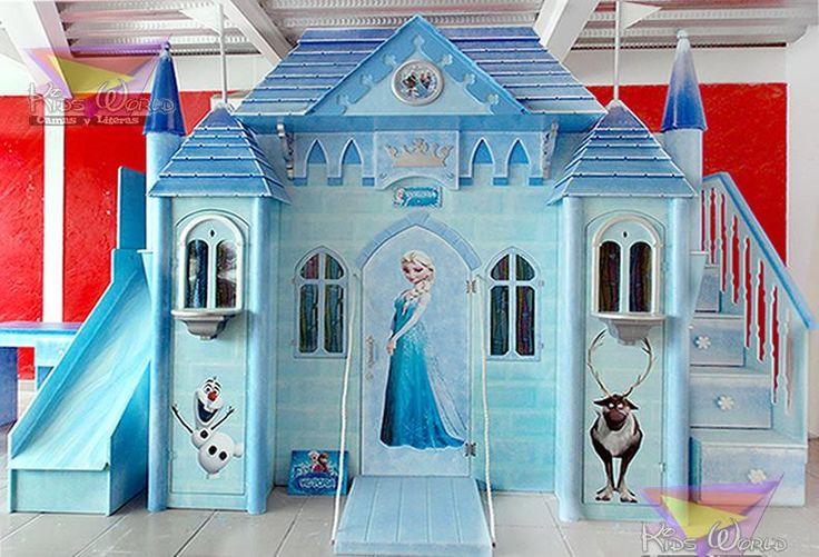 39 best cuartos de princesas images on pinterest girl - Habitaciones de princesas ...