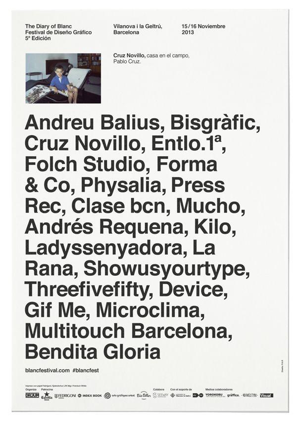 pure typography : Photo