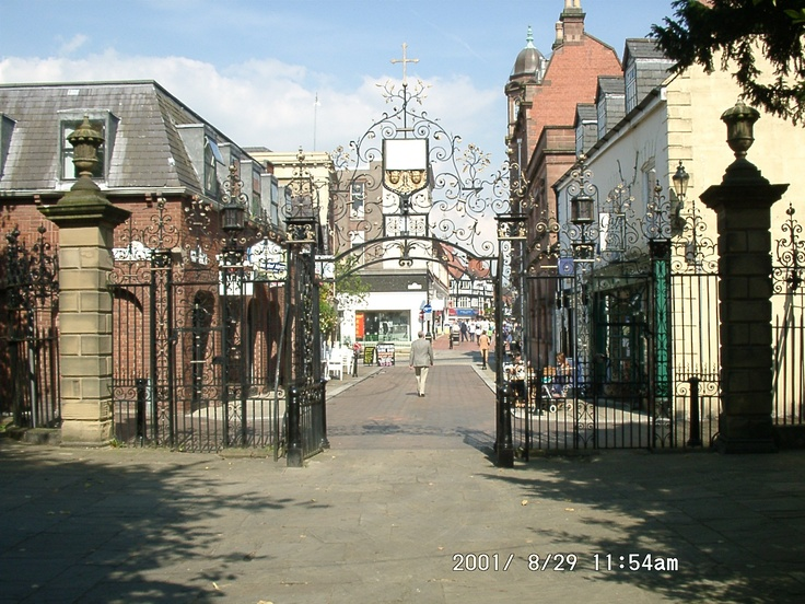 Church Gates