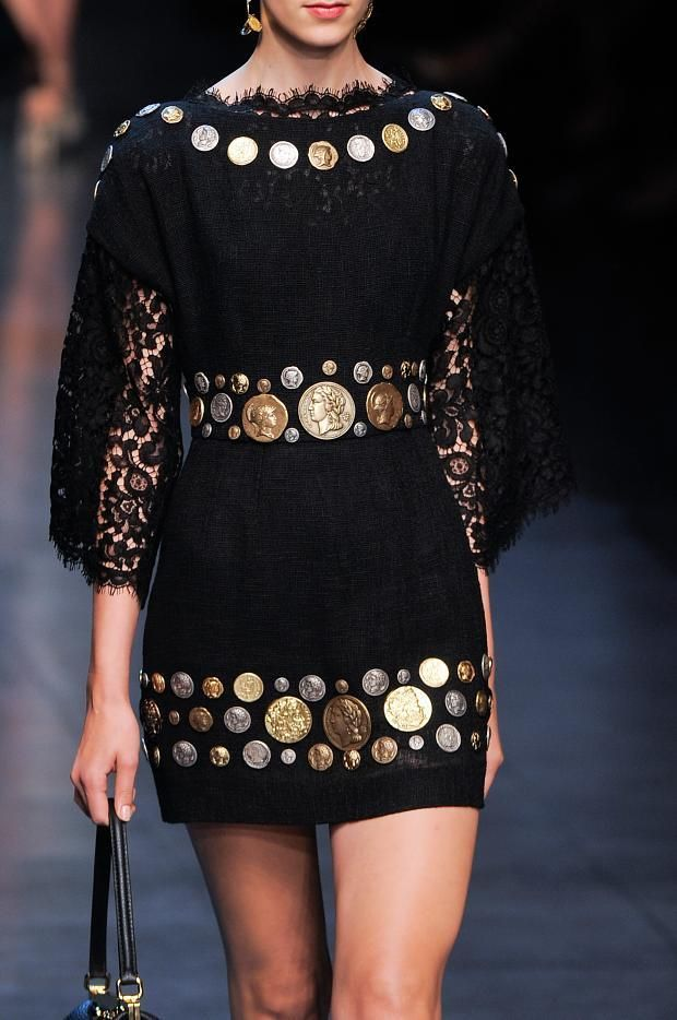 Dolce & Gabbana Details S/S '14