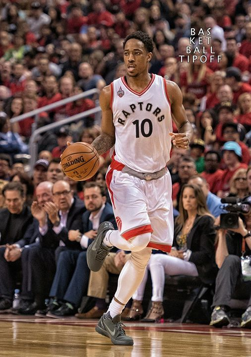 When will the world stop sleeping on the Toronto Raptors and DeMar DeRozan?!  First played the Cleveland Cavaliers destroyed them 133-99. Got a night off and had to face off against the Golden State Warriors mind you no Kyle Lowry for both these games and they still came back from 27 down and took it to the very last possession losing 127-125. DeMar finished with 42 PTS in the loss.  Forget about an MVP consideration that should have happened a long time ago it's time to seriously view…