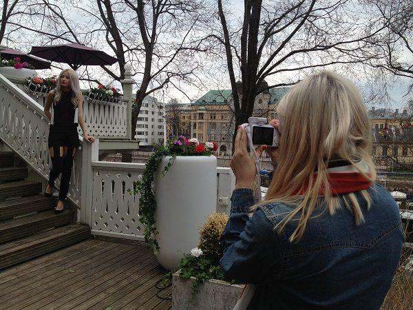 JULJA inside the lens | Julja Finland