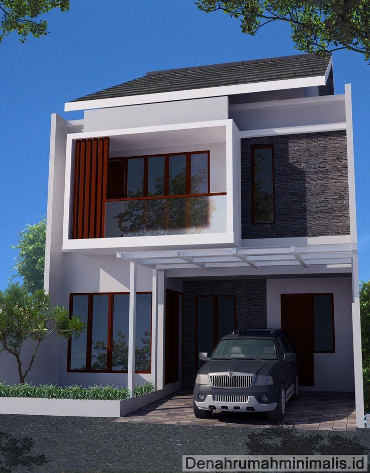 Desain Rumah Minimalis 2 Lantai Type 36, 36/6, 21, 21/60 ...