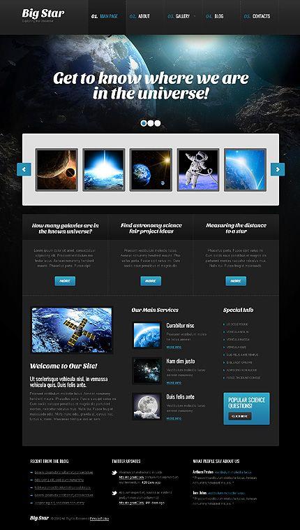 Best Astrology Website Images On   Website Template