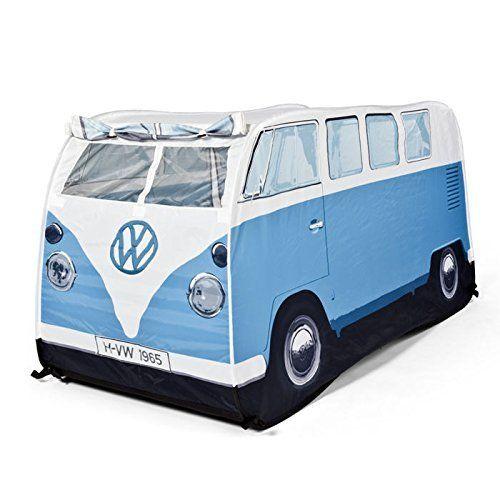 Volkswagen VW enfants camping-car tente en bleu VW http://www.amazon.fr/dp/B008R7PXGO/ref=cm_sw_r_pi_dp_p4V3wb1XEB2W0