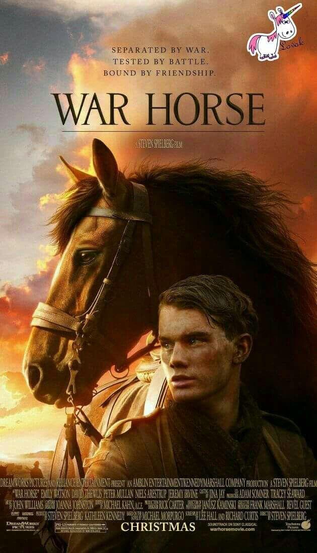 Pin By Klara Perovics On Stars War Horse Movie Horse Movies War Horse
